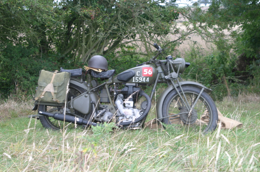 1944 Royal Enfield WD/CO/B